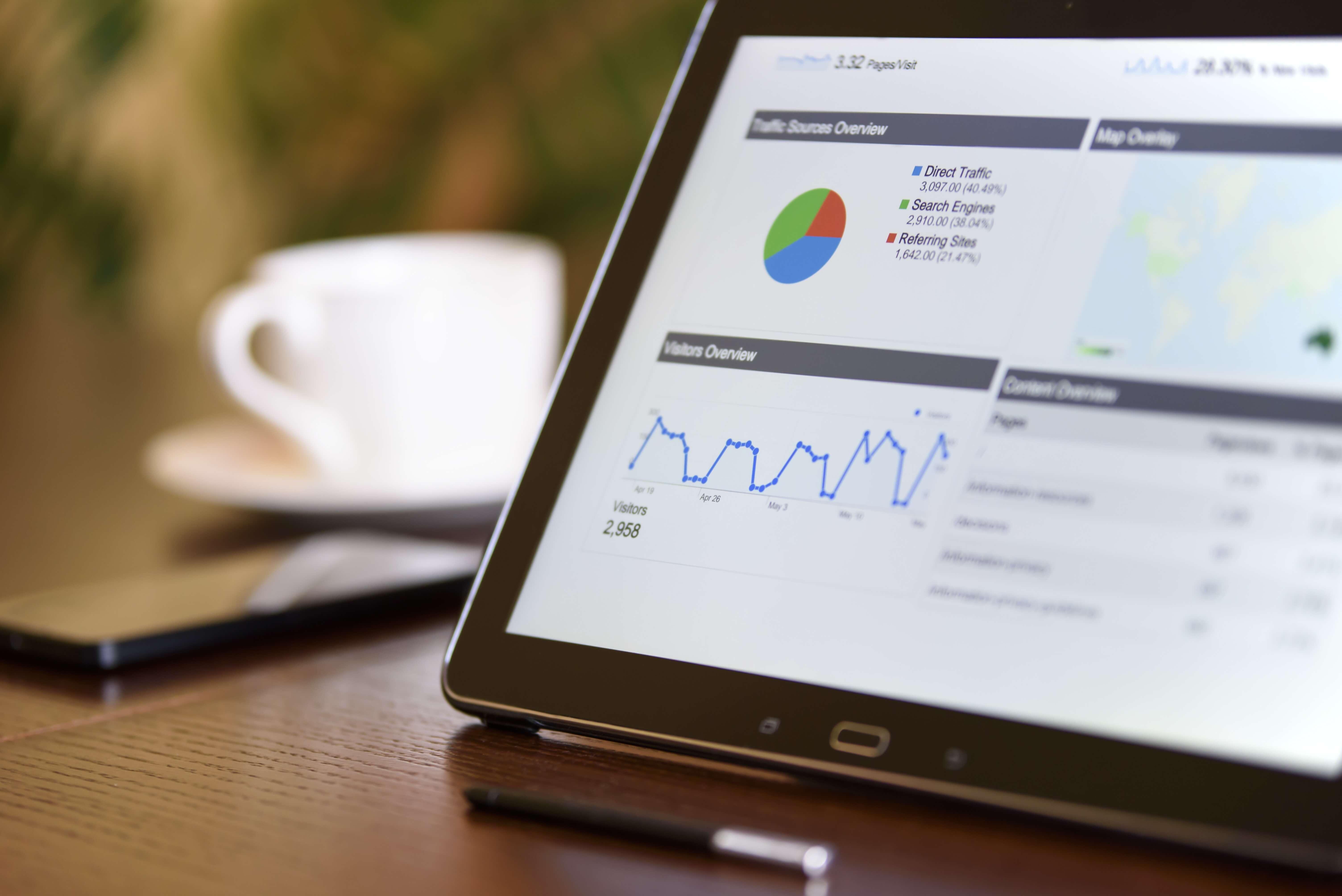 Symbolbild für Online-Marketing