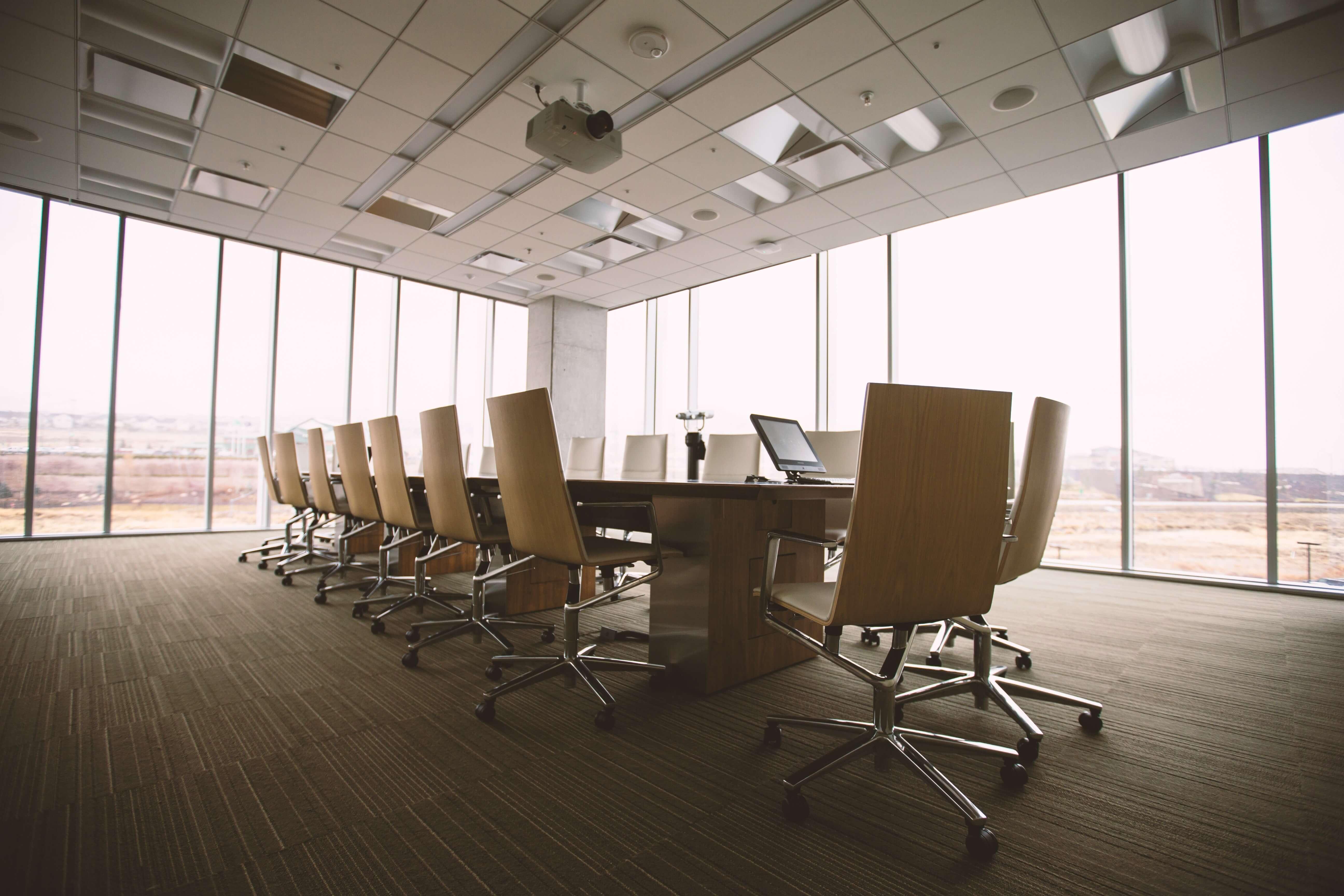Bild von Sitzungszimmer