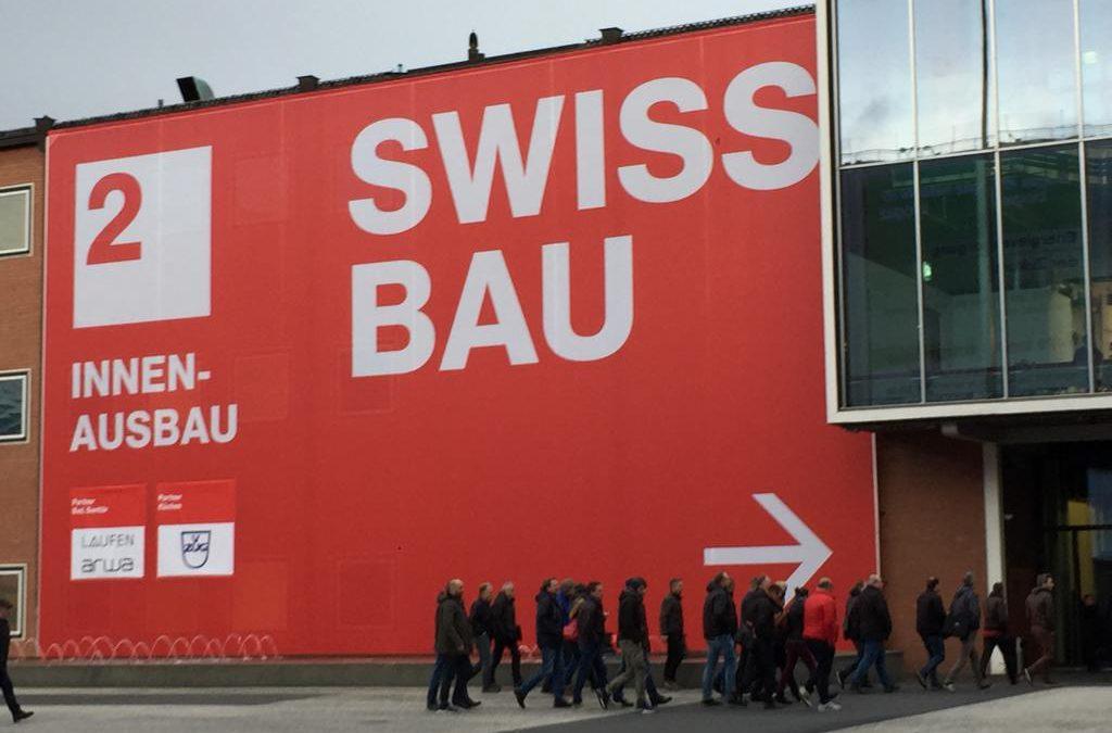Meine Erfahrungen von der Swissbau 2018