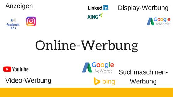 Symbolbild für Online-Werbung von Michael Zeyen
